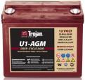 Аккумулятор TROJAN U1-AGM 12V 33A