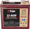 Аккумулятор TROJAN 22-AGM 12V 50A
