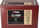 Аккумулятор TROJAN 27-AGM 12V 89A