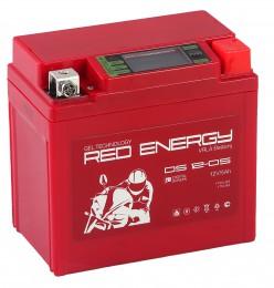Red Energy DS 12-05 85А Обратная полярность 5 Ач (114x70x106).