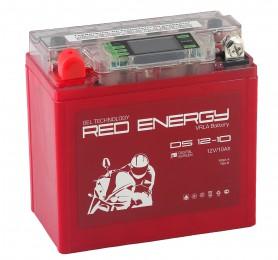 Аккумулятор для мототехники Red Energy DS 12-10 110А прямая полярность 10 Ач (137x77x135) фото