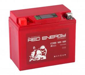 Аккумулятор для мототехники Red Energy DS 12-12 185А прямая полярность 12 Ач (150x86x131) фото
