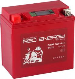 Аккумулятор для мототехники Red Energy DS 12-14 210А прямая полярность 14 Ач (151x88x147) фото