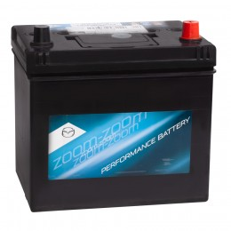 Автомобильный аккумулятор MAZDA 60R 520А обратная полярность 60 Ач (232x173x225) фото