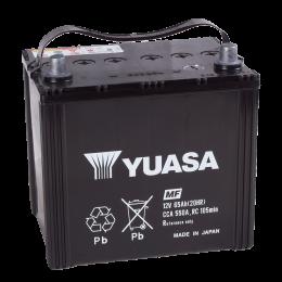 YUASA 80D23L (65R 550A 230x173x225)