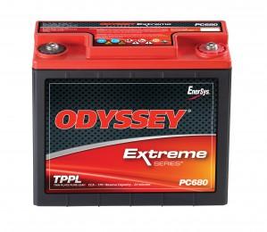 ODYSSEY PC680 12V 16A   170А универсальная полярность 16 Ач (184x79x192)