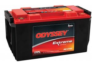 ODYSSEY PC1700 12V 68A   810А универсальная полярность 68 Ач (331x168x198)