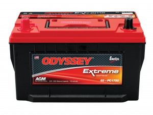 ODYSSEY PC1750 12V 74A   950А универсальная полярность 74 Ач (300x183x190)
