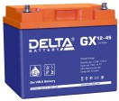 Аккумулятор Delta GX XPERT 12-75