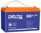Аккумулятор Delta GX XPERT 12-120