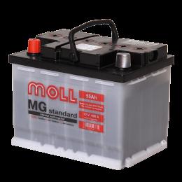 MOLL MG Standard 55L 490A 242x175x190