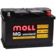 Аккумулятор MOLL MG 75R