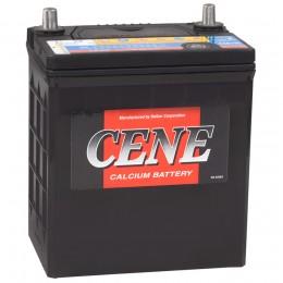 CENE 44R (46B19L) 390А обратная полярность 44 Ач (186x126x225)