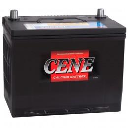 CENE 80R (90D26L) 680А обратная полярность 80 Ач (260x173x225)