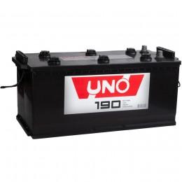 UNO 190 euro  1150А обратная полярность 190 Ач (513x223x217)
