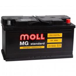 MOLL MG Standard 105R 900А обратная полярность 105 Ач (353x175x190)