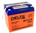 Аккумулятор Delta DTM 1233 I