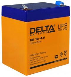 Delta HR 12-4.5 универсальная полярность 5 Ач (90x70x107)