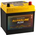 Аккумулятор AlphaLINE AGM D23L 50R