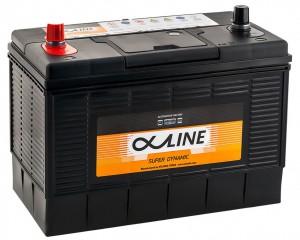 Автомобильный аккумулятор AlphaLINE 31-1000 1000А универсальная полярность 140 Ач (330x173x240) фото