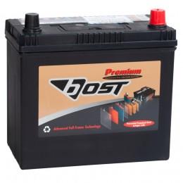 Автомобильный аккумулятор BOST PREMIUM 58R (75B24LS) 510А обратная полярность 58 Ач (236x128x220) фото