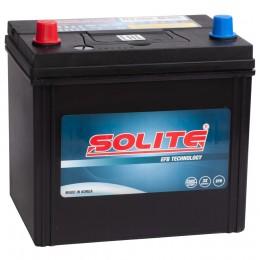 Автомобильный аккумулятор SOLITE EFB Q85R 730А прямая полярность 70 Ач (230x173x220) фото