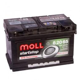 MOLL EFB 65R Start-Stop 680A 278x175x175
