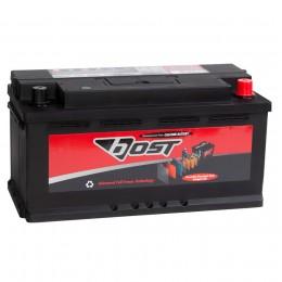 Автомобильный аккумулятор BOST 90R (59015) 850А обратная полярность 90 Ач (353x175x175) фото