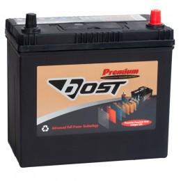 Автомобильный аккумулятор BOST PREMIUM 58R (75B24L) 510А обратная полярность 58 Ач (236x128x220) фото