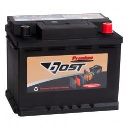 Автомобильный аккумулятор BOST PREMIUM 65R (56513) 650А обратная полярность 65 Ач (242x175x190) фото