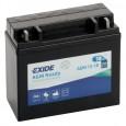 Аккумулятор EXIDE AGM 12-18