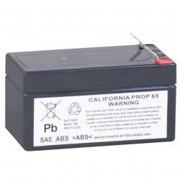 Автомобильный аккумулятор MERCEDES-BENZ STANDARD 1.2R 10А обратная полярность 2 Ач (120x50x50) фото