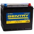 Аккумулятор GENTRY 70R (80D26L)