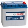 Аккумулятор BOSCH S4 024 (60R)