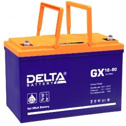 Аккумулятор для ИБП Delta GX 12-90 800А универсальная полярность 90 Ач (306x169x215) фото
