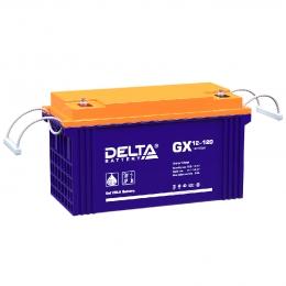 Delta GX 12-120 950А универсальная полярность 120 Ач (410x176x224)