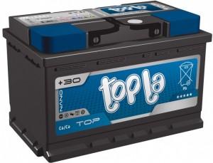 Автомобильный аккумулятор Topla Top 85RS 800А обратная полярность 85 Ач (315x175x175) фото