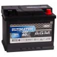 Аккумулятор ULTIMATUM AGM 60R