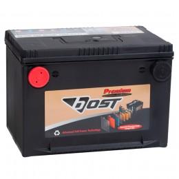 Автомобильный аккумулятор BOST PREMIUM 85L (78-750) 750А прямая полярность 85 Ач (268x178x184) фото
