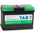 Аккумулятор TAB AGM 70R