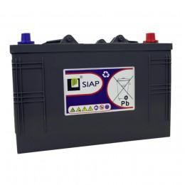 Тяговый аккумулятор SIAP 6 GEL 12V 85A универсальная полярность 85 Ач (345x170x235) фото