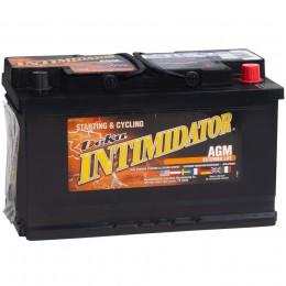 Автомобильный аккумулятор DEKA INTIMIDATOR AGM 80R (9A94R) 800А обратная полярность 80 Ач (315x175x190) фото
