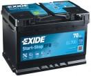 Аккумулятор EXIDE Start-Stop EFB EL700 (70R)