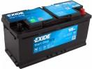 EXIDE Start-Stop EFB 105R EL1050 950A 392х175х190