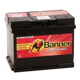BANNER Starting Bull 62R (562 19) 510А обратная полярность 62 Ач (241x175x190)