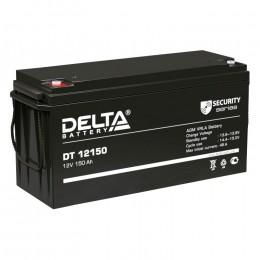 Delta DT 12150 универсальная полярность 150 Ач (486x171x243)