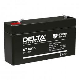 Delta DT 6015 универсальная полярность 2 Ач (97x24x58)