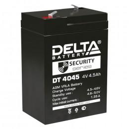 Аккумулятор для ИБП Delta DT 4045 универсальная полярность 5 Ач (70x47x105) фото