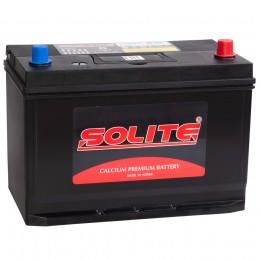 Автомобильный аккумулятор SOLITE 95R (115D31LB) 750А обратная полярность 95 Ач (301x175x220) фото