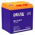 Аккумулятор Delta HRL 12-26 X
